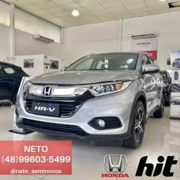 Honda HR-V EXL 1.8 2020/2021 - Zero km
