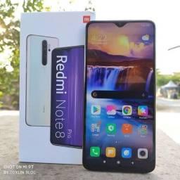 Celular Xiaomi Redmi Note 8 Pro Versão Global 128gb / 6gb Ram / Tela 6.53
