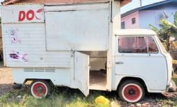 Kombi Food Truck ou motor home
