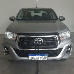 HILUX SRV 4X4 2.8 AUTOMÁTICA 2019