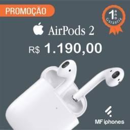 AirPods 2 / novos lacrados