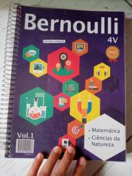 Bernoulli kit de livros