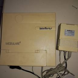Central telefónica Intelbras - 32 Canais - Modulare