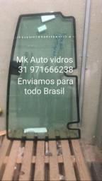Vidro da porta motoniveladora case 845B enviamos para todo brasil