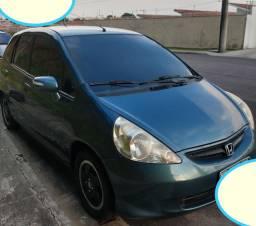 Honda Fit carro de mulher top !!!???