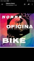Serviço de mecânica de bike