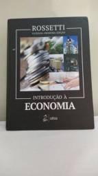 Livro de introdução à economia,Rosseti,21° edição