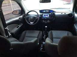 Toyota Etios Xs 1.5 Sedan 2018.