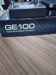 Pedaleira Para Guitarra Mooer Ge100