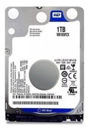 HD Western Digital 1TB 2.5