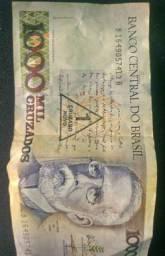 Dinheiro antigo quem tiver interesse