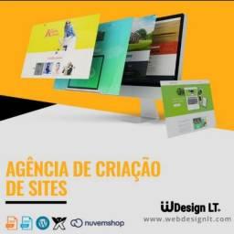 Web Designer   Agência de Criação de Sites