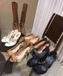 Combo calçados 35