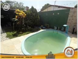 Casa com 5 dormitórios à venda, 363 m² por R$ 900.000,00 - Jóquei Clube - Fortaleza/CE