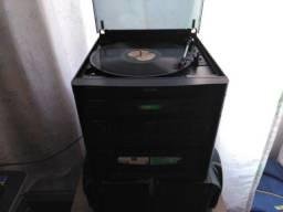 Toca discos 3 em 1 Philips