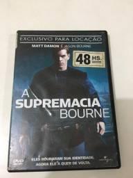 3 Dvd - A Supremacia Bourne / Atirador / Quebrando A Banca