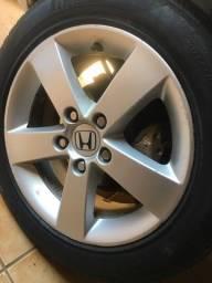 Rodas Honda civic