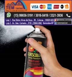 Tinta Spray #Alta Resistência #As Melhores Marcas você encontra AQUI!