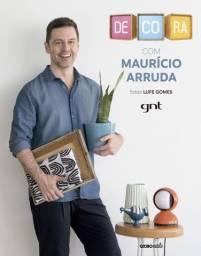 Livro Decora com Mauricio Arruda