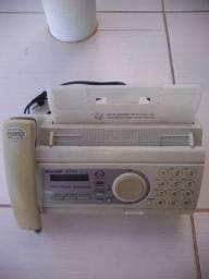 Telefone Fax e Copiadora