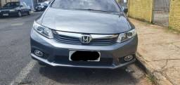 Honda Civic 2012 modelo 2013