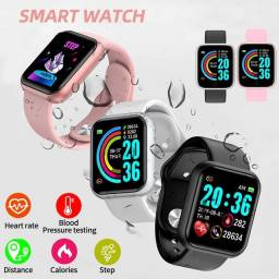 Relógio inteligente smartwacht Iwo D20 y68