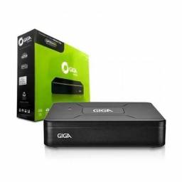 Dvr 4 canais HD giga aplicativo próprio acesso remoto