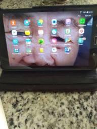 Samsung Galaxy Tab A cor preta