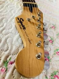 Squier - Fender: Série bullet; Made in Indonésia.