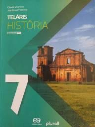 Livro Telaris História 7 ano