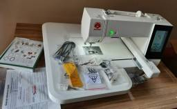 Vendo Máquina de bordar Janome MC500e