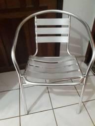 Cadeira de Alumínio puro