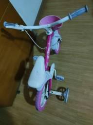 "Bicicleta infantil aro 10""."
