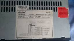 Radio automotivo Lenoxx