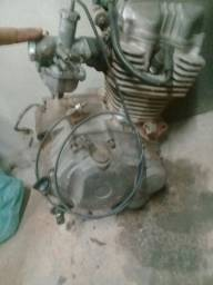 Motor cg 125 99