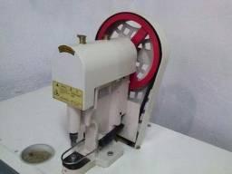 Máquina de Ilhós e Arruela Elétrica StarMake Peças e Acessórios com mesa inclusa