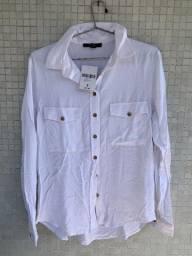 Camisa Forever 21 Branca