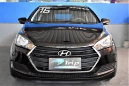 HUNDAI HB20 1.6 COMFORT PLUS 16V FLEX AUTOMÁTICO ANO 2016, APENAS 40.000KM