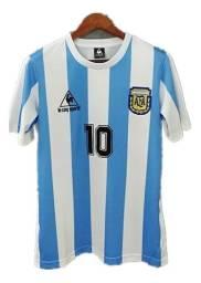 Camisa Argentina Retrô 1986