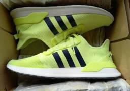 Tênis Adidas upath run Tam 44