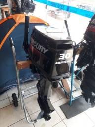Motor de polpa Mercury 30 hp partida