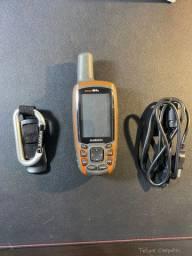 Garmin 64s GPS com Mapa Topográfico