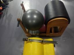 Treinamento e Pilates