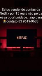 Netflix 15 reais