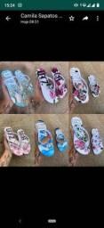 Revenda lindos calçados
