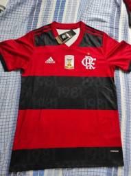 Nova camisa do Flamengo (21/22)