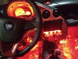 Ford KA 1997 reformado tuning
