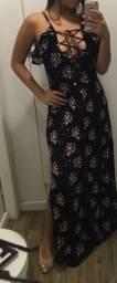 Vestido longo PP/P