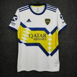 Camisa Boca Juniors 20/21