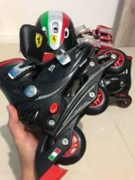 Patins Ferrari Infantil